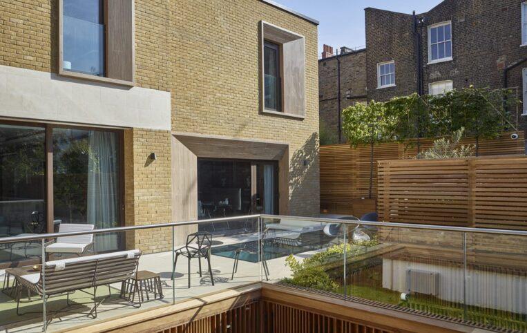 Chealse new build home with Cero sliding doors