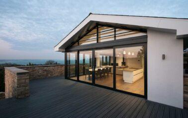 Sliding doors for coastal new builds