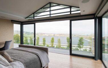 ODC 300 sliding doors for coastal homes
