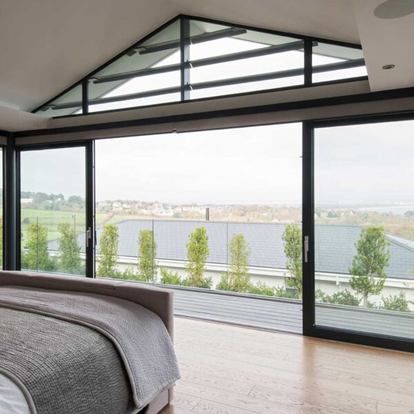 ODC 300 sliding doors for coastal homes