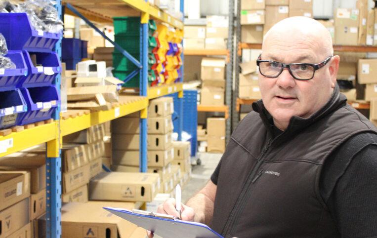 Dave Rodbourne_Warehouse