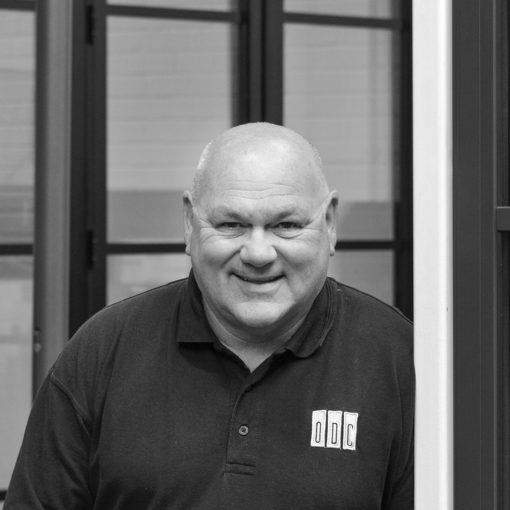 Dave Rodbourne BW